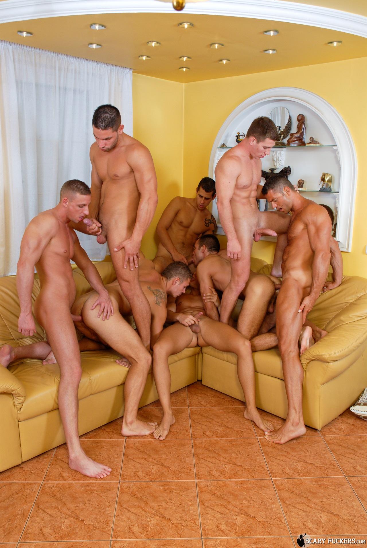 bisexual gangbang pics - porn clips