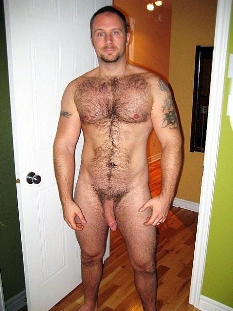 Фото голые парни волосатые